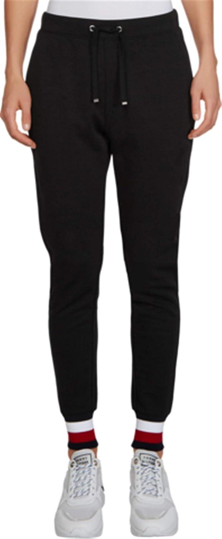 Tommy Hilfiger WW0WW27743 Pantalones de chándal Mujer: Amazon.es ...