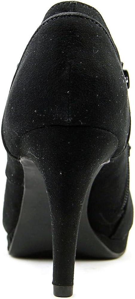 Jellypop Faylinn Womens Dress Ankle Booties