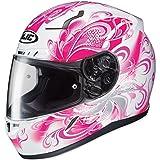 HJC CL-17 Cosmos White/Pink Full Face Helmet, M