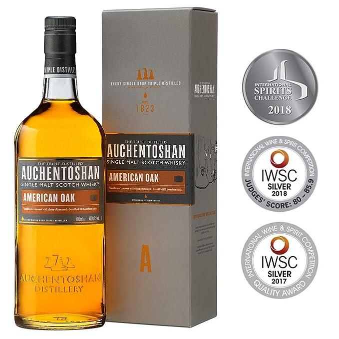 c1176763f Auchentoshan American Oak Single Malt Scotch Whisky