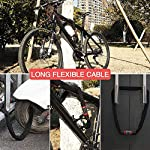 TONWON-Lucchetto-a-Catena-per-Bicicletta-Combinazione-di-Cavi-per-Bici-Lucchetto-di-Sicurezza-con-Password-a-5-Cifre-per-Biciclette-Motociclette-Porte-Cancelli-e-Recinzioni