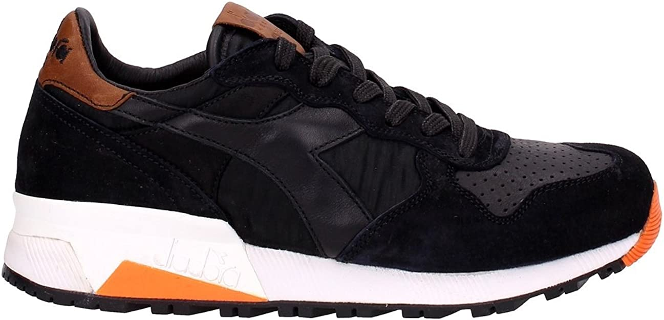 Lusso Armstrong Attore  Diadora Trident 90 NYL - Black - 10.5: Amazon.co.uk: Shoes & Bags
