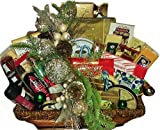 Razzle Dazzle Christmas Party Deluxe Gourmet Basket - Large