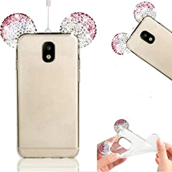coque samsung galaxy s7 oreille mickey