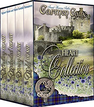 book cover of The Scottish Hearts Collection