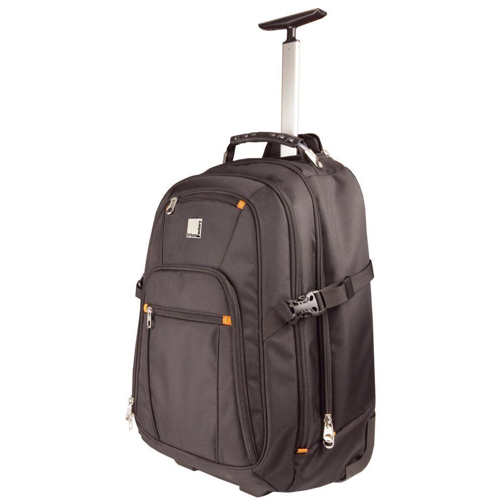 Amazon.com: Urban Factory 15.6-Inch Union Trolley Backpack V2 (TPB06UF) by Urban Factory: Electronics