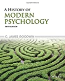 A History of Modern Psychology 5th Edition