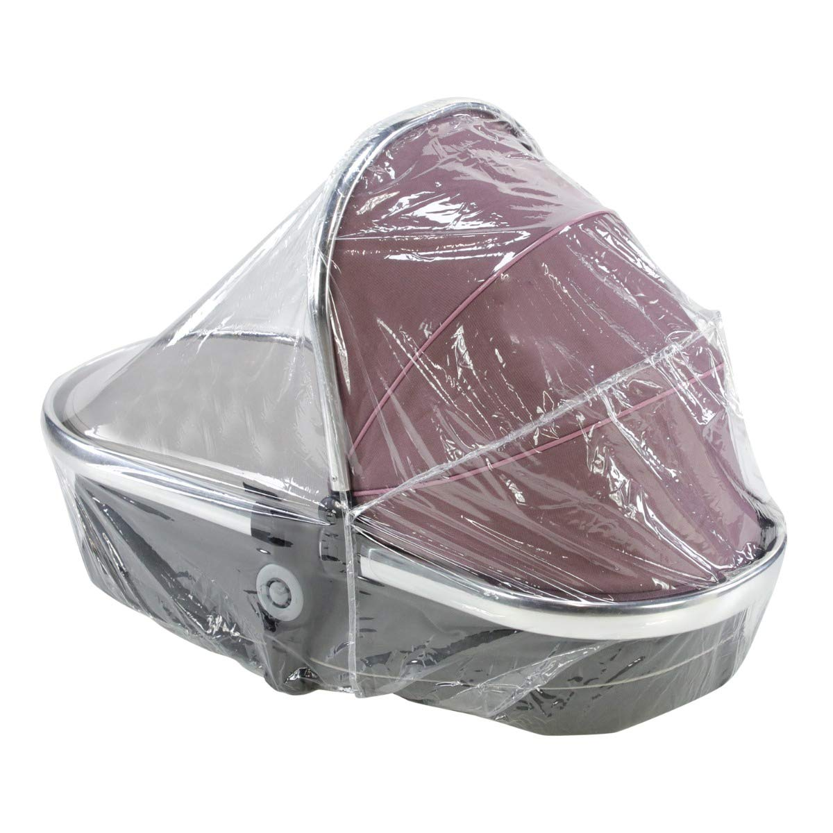FYLO Carrycot Raincover Compatible with Silver Cross Surf