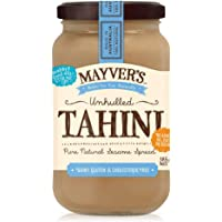 Mayver's Unhulled Tahini Spread 385 g