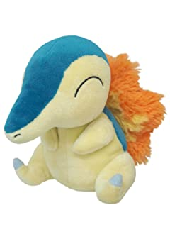 Sanei PP41 Pokemon All Star Collection, Cyndaquil 6' Stuffed Plush Cyndaquil 6 Stuffed Plush JVG INC. - CA