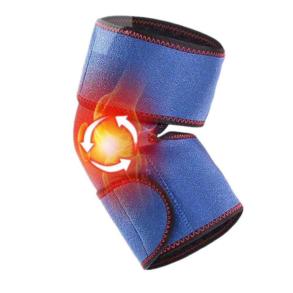 Yudanwin Beheizte Knie Wrap Elektrische Therapeutische Heizkissen Knie Schmerzlinderung