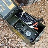 Air-Armor-M240-Portable-12-Volt-Tactical-Air-Compressor-Kit-Tire-Inflator