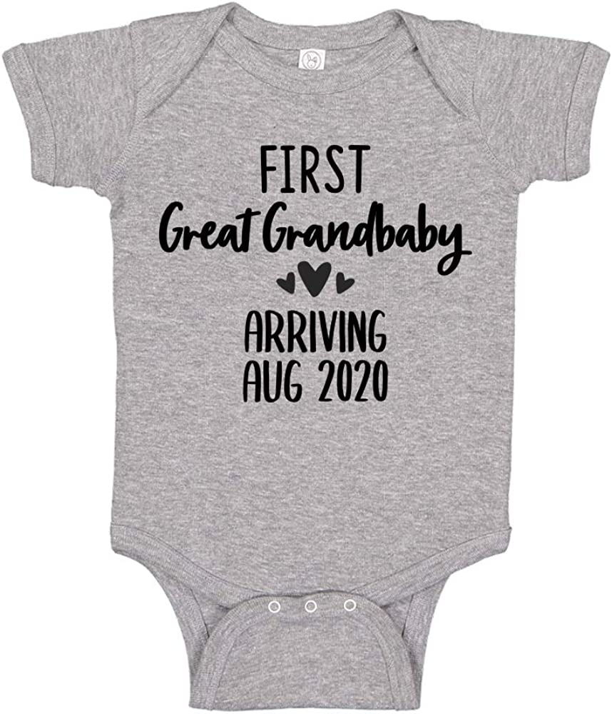 I LOVE GRANDMA AND GRANDDAD Baby Vest Bodysuit Gift Present