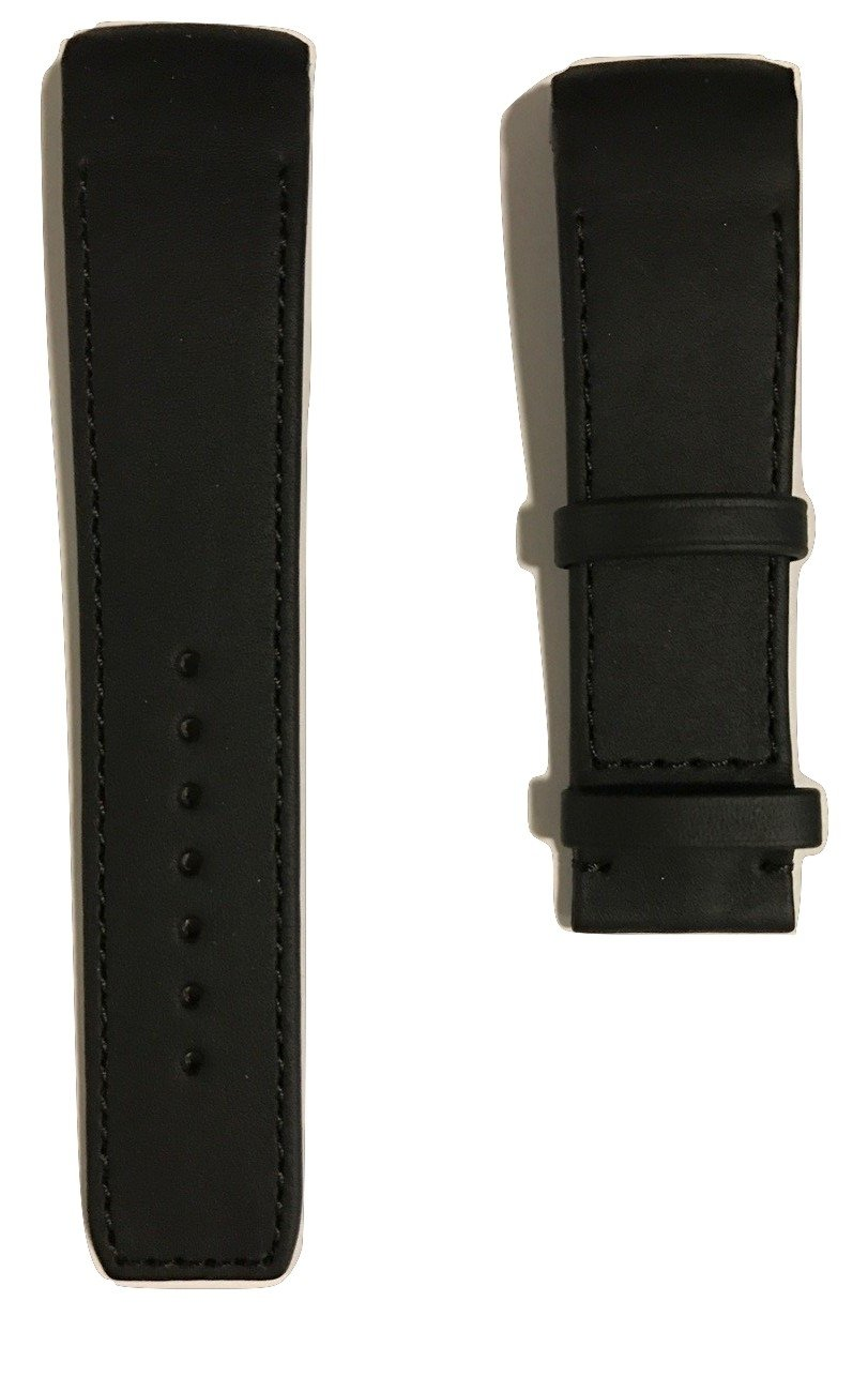 Tissot T-Touch Expert SOLAR Black Leather Strap [CHECK FOR T091420 FROM THE BACK OF WATCH]