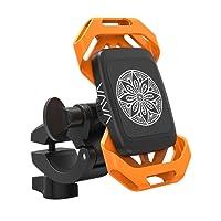 VAVA Handyhalterung Fahrrad Fahrradhandyhalter Handy Halterung mit Doppel Band & Magnetischer Stütze, Fahrradhalterung für Smartphone und Action Kamera