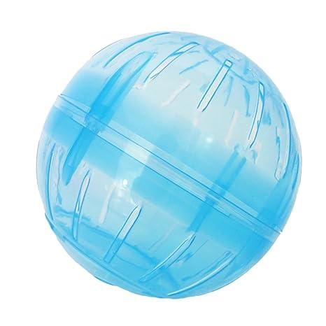 zhhlaixing 1pcs bola de hámster juguetes con brillantina ...