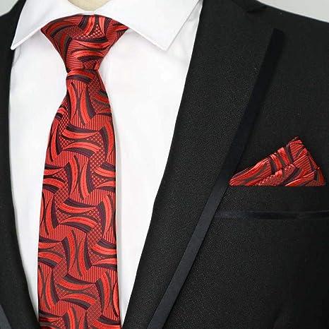 ZHAOSHUNAN Tie cravatta Conjunto De Corbata para Hombre Conjunto ...