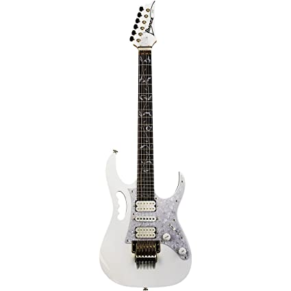 Ibanez JEM7V Steve Vai Signature - White