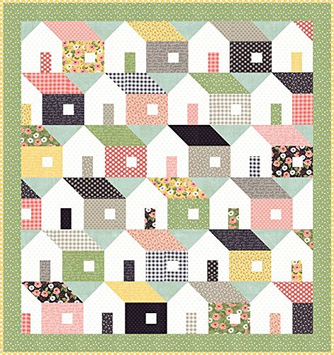 - Farmers Daughter Quilt Kit by Lella Boutique by Moda Fabrics