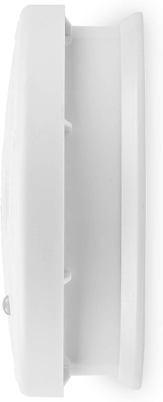 Smartwares RM250 85/dB bot/ón de Prueba Detector de Humo bater/ía incluida