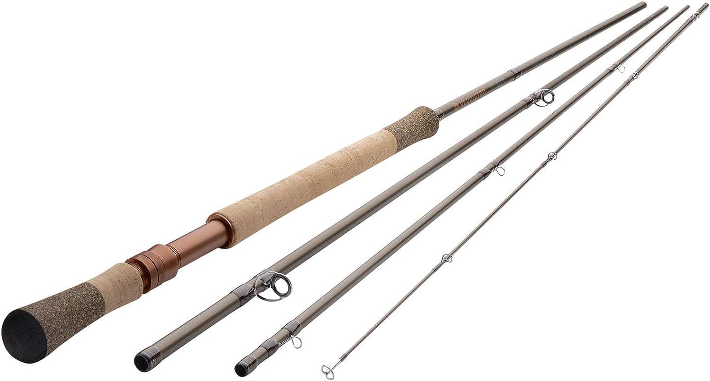 Redington Dually Fly Rod (6110-4) - 6 Weight, 11' Fly Fishing Rod