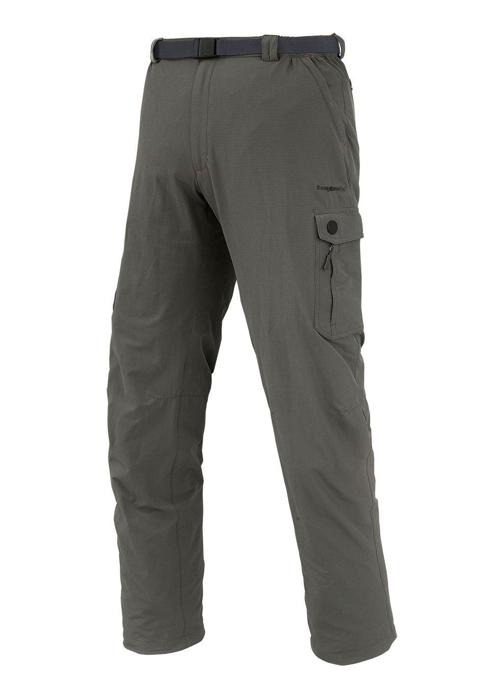 Kaki XL Trangoworld Murren Pantalon Long, Homme