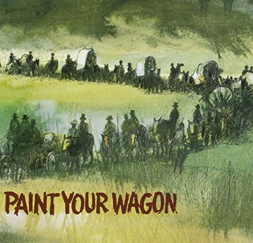 Price comparison product image Paint Your Wagon (1969 Film)