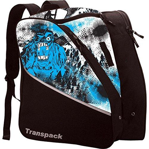 - Transpack Edge Junior Ski Boot Bag (Blue Yeti)
