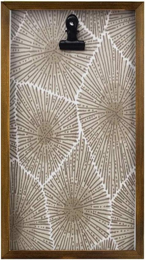 EricauBird Sign-Wood Sign, Framed Wood Sign, Petoskey Stone Print, Custom Home Decor, Gallery Wall Hanging, Modern Farmhouse Style, Michigan, Gallery Housewarming Wall Art 12x22,s0681
