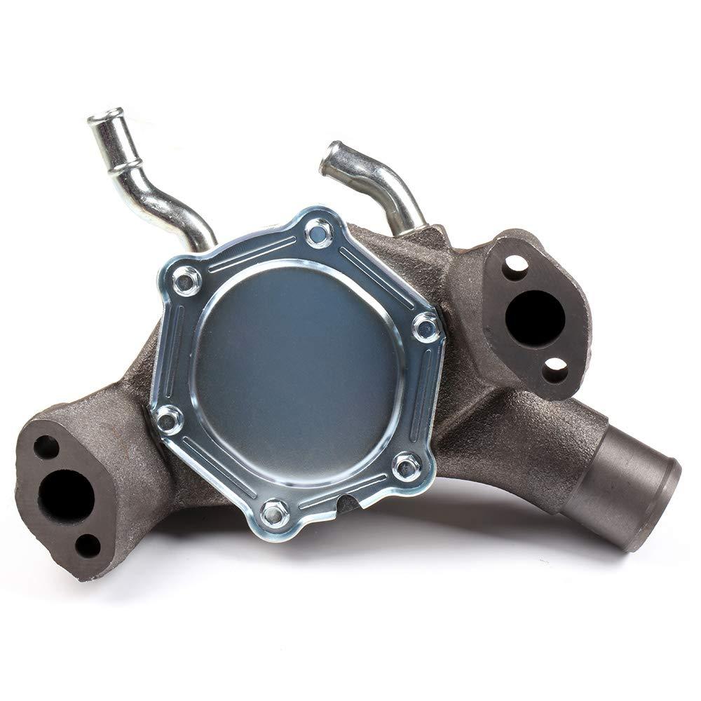 ECCPP ECCPP Water Pump With Gaskets 89060527 Pump Fit for 1999 2000 Cadillac Escalade,2004 2005 Chevrolet Astro,2004 2005 Chevrolet Blazer,1996 1997 Chevrolet C1500,1999 2000 GMC C2500
