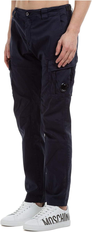 C.P. Company Men Trousers blu Blu