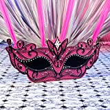 Masquerade Filigree Mask Standee Party Prop by Shindigz