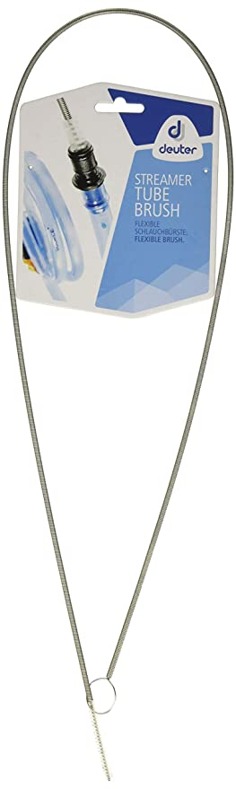 Deuter Streamer Tube Brush 100 cm Schlauch Reinigung Bürste transparent