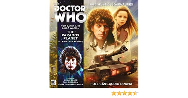 Wave of Destruction The Fourth Doctor Adventures 5.1
