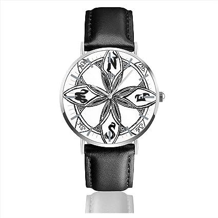 Amazon.com: Purple Flames Best - Reloj de pulsera para mujer ...