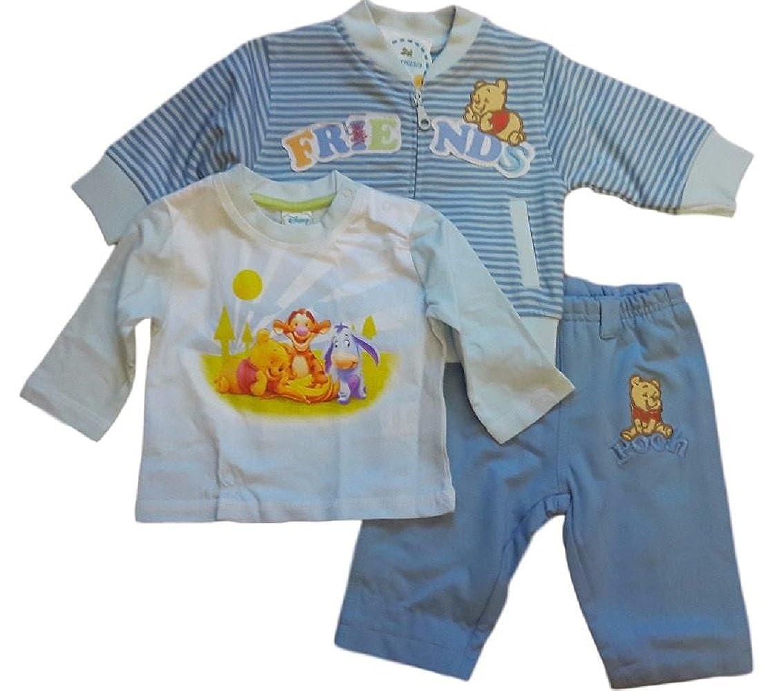 Disney Baby Boys' Blouse Jacket Track Jacket blue azure