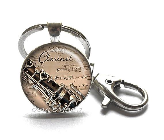 Clarinete llavero, Clarinete llavero, música llavero ...