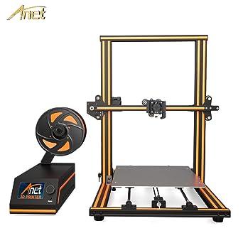 Amazon.com: Anet E16 3D Printer, All Metal Frame Double T ...