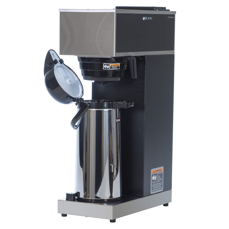 Coffee Maker Airpot BUNN Pourover Brewer Machine Commerical Restaurant VPR-APS