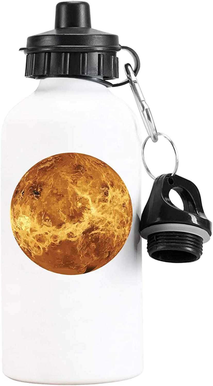 Luckyprint Space Exploration Solar System Venus Planet Vector Botella de Agua turística