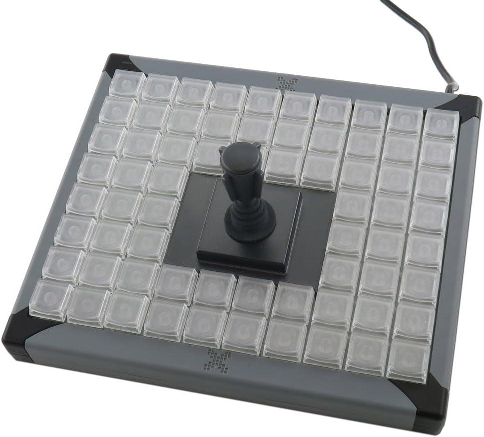 X-keys Three Axis USB Precision Joystick (68 Keys, XK-68 Joy)