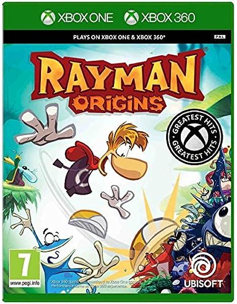 Xbox 360 Classics Rayman Origins: Amazon.es: Videojuegos