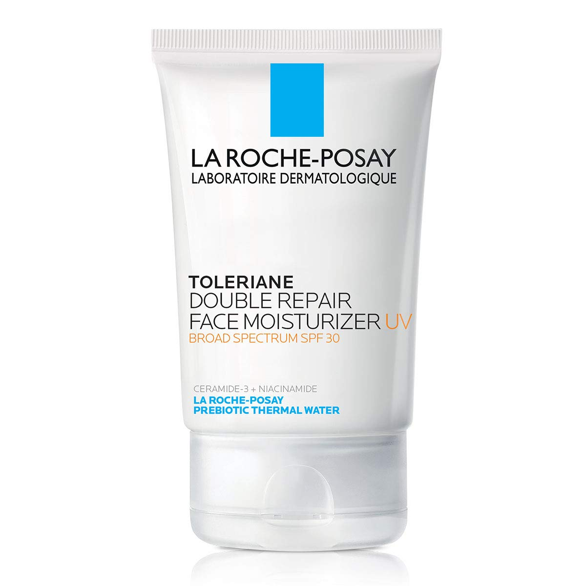 La Roche-Posay Toleriane Double Repair Face Moisturizer, Oil-Free Face Cream with Niacinamide