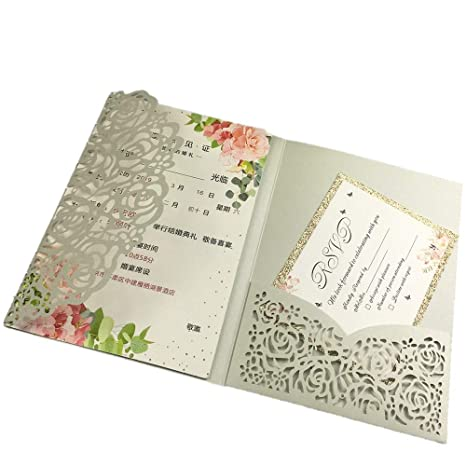 Amazon Com Wedding Card Wedding Gift Card 3d Wedding