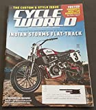 img - for Cycle World Magazine December 2016 | Indian Storms Flat-Track book / textbook / text book