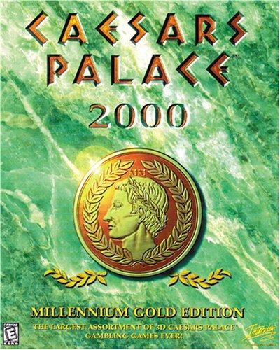 Caesar's Palace 2000: Millenium Gold Edition - - Stores Palace Caesar