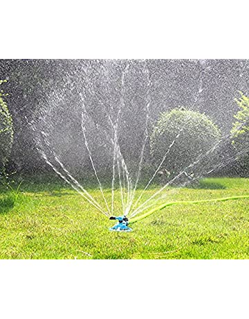 HonXins Random Colors 10pcs Multi-Functional Automatic Garden Cone Watering Spike Plant Flower Waterers Bottle Irrigation System