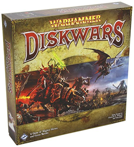 Fantasy Flight Games Warhammer Diskwars: Core Set