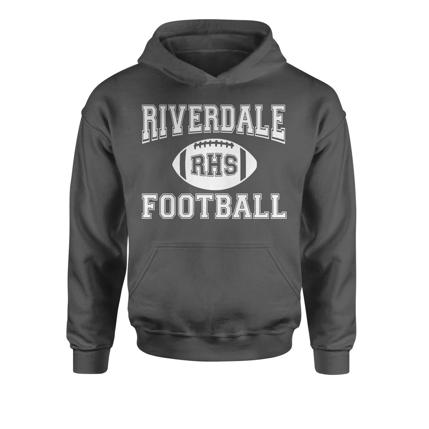 Expression Tees Riverdale Football Youth-Sized Hoodie