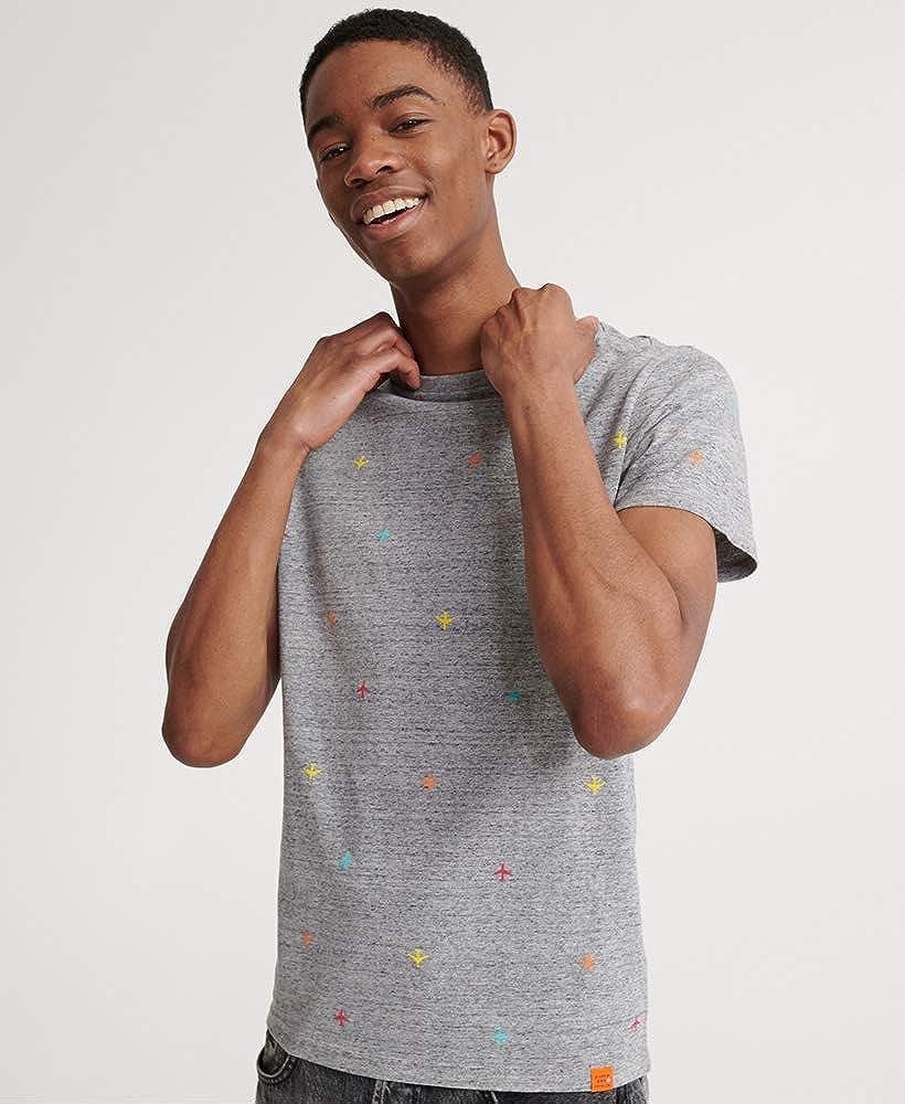 Superdry AOP Tee T-Shirt Uomo